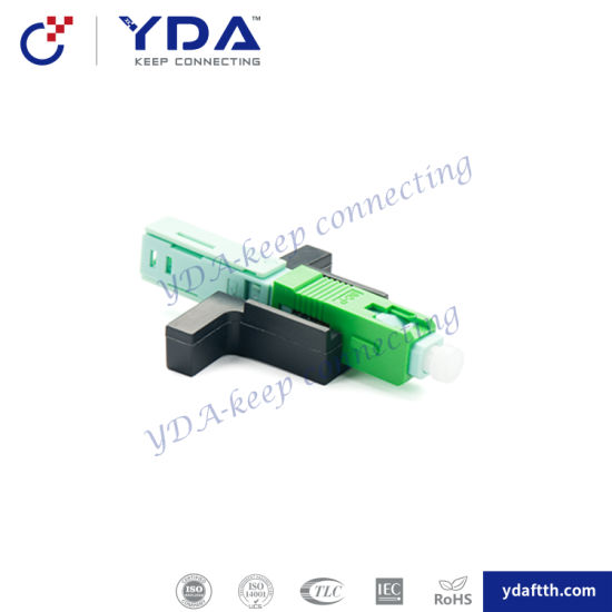 Free Sample Factory Price Sc Fast Connector Assembly FTTH Fiber Optic Connector