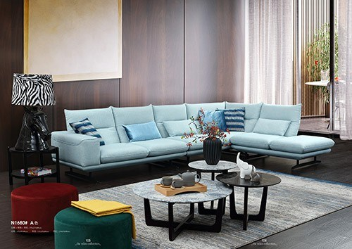 Commercial Living Room Sofa Set Two-Seat Sofa for Ebay
