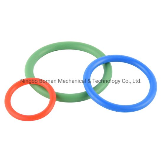 Customized Products NBR Silicone Viton EPDM Rubber O Ring