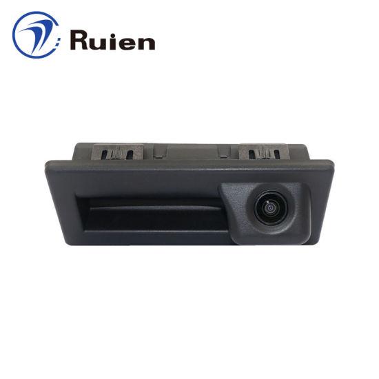 Special HD Night Vision Reversing Camera /Waterproof Car Rearview Trunk Handle Camera for Skoda New Superb