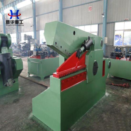 Shear Alligator Shear Hydraulic Machine Cutting Scrap Steel, Copper, Aluminum