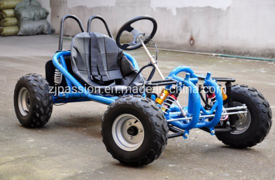 China Heavy Duty Single Seat 196cc off Road Kart Cross Buggy - China