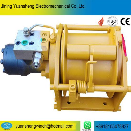 0.8 Ton 800 Kg Hydraulic Winch