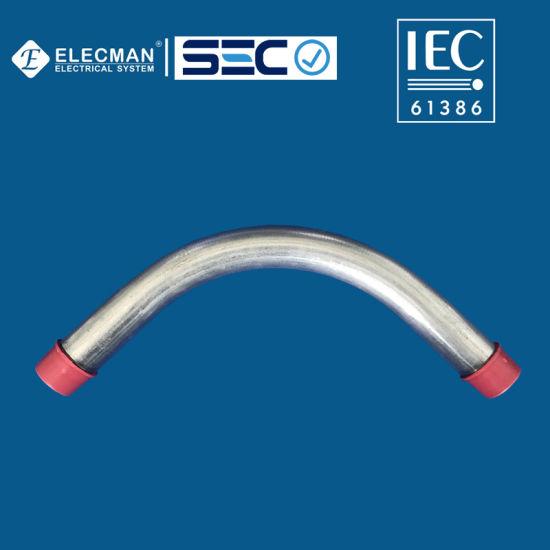 IEC Rigid Elbow 90 Degree