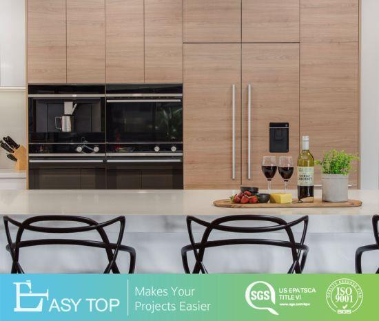 China Superior Quality Kitchen Material Hpl Laminate Door Panels