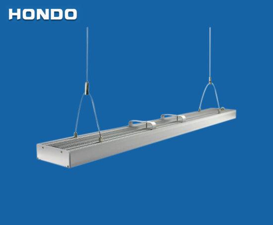 China Factory Hemp Rope Hanging LED Grow Chandelier Light