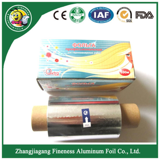 Aluminium Foil for Hairdressers Paper pictures & photos