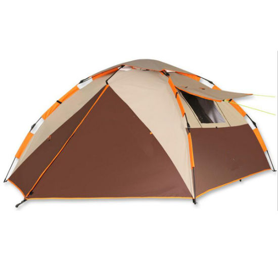 Waterproof 3 Season Tents for Camping/2-3 Person Camping Tent/Backpacking Tents pictures & photos