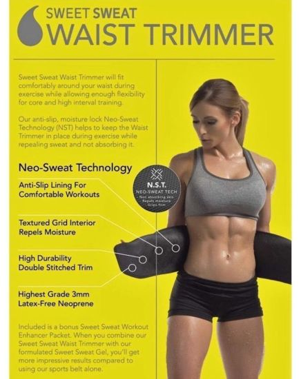 eaac930237 Women Men Waist Trainer Cincher Belt Fitness Body Shaper Slimming Belt  Shapewear Waist Cincher Corset Fat Burner Stomach Shapers. Get Latest Price