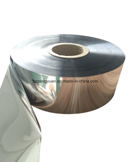 Metalized Polyester Film Laminated PE VMPET Coat LDPE pictures & photos