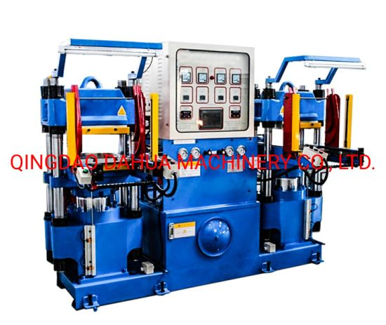 High-Precision Automatic Fast-Speed Track-Style Hydraulic Molding Machine for Auto Parts (100T)