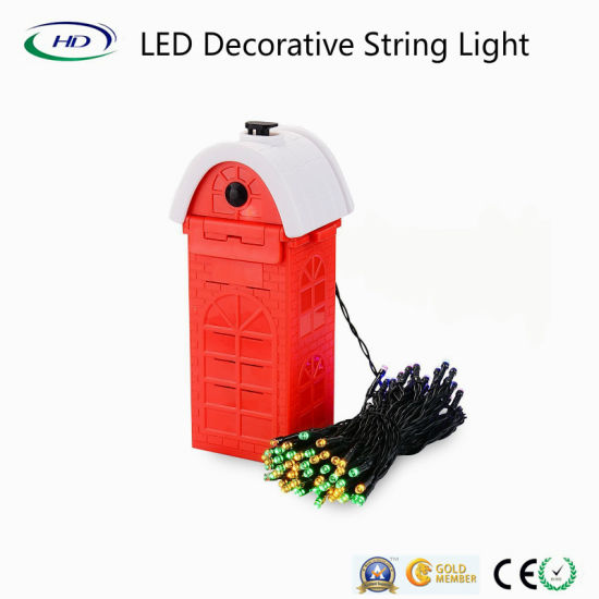 LED Xmas String Light for Party Gift Outdoor Indoor Lighting pictures & photos