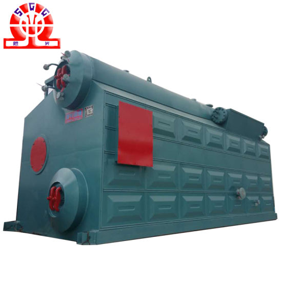 China Oil / Gas Steam Water Tube Boiler with SGS Certification ...