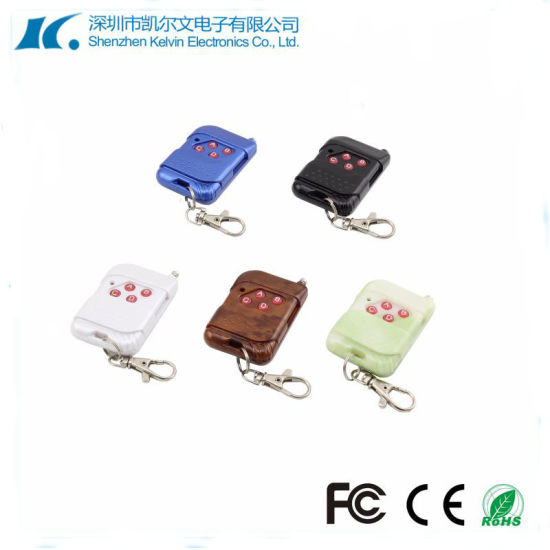 4 Buttons 433MHz RF Universal Remote Control Kl300-4