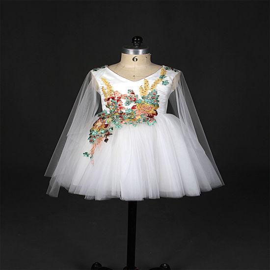 Wholesale Girl Dress for Wedding Flower Girl Dresses