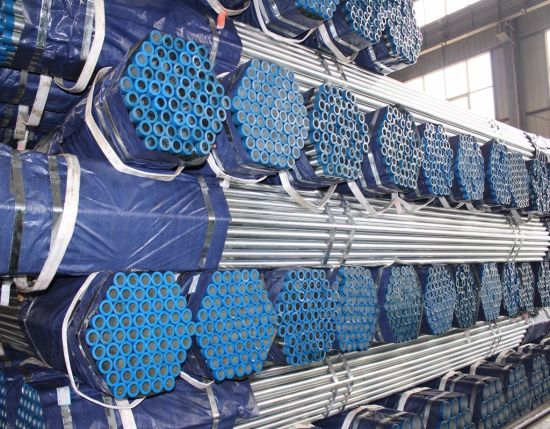 High Quality Hot Galvanized 50mm Gi Pipe Galvanized Steel Pipe pictures & photos