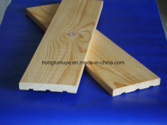 China Primed Wood Baseboard and MDF Baseboard - China Wood Baseboard