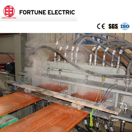 PLC Control Horizontal Copper Strip Continuous Casting Machine