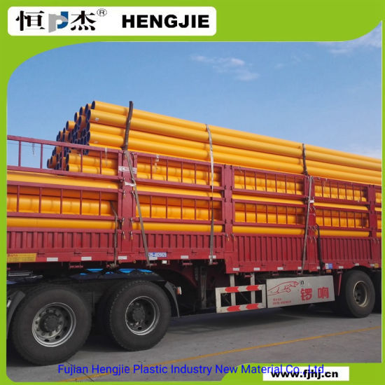 Fujian Manufacturer PE100 HDPE Pipe for Gas Supply SDR11