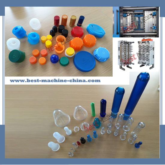 Quality Assurance of Plastic Caps Injection Moulding Making Machine pictures & photos
