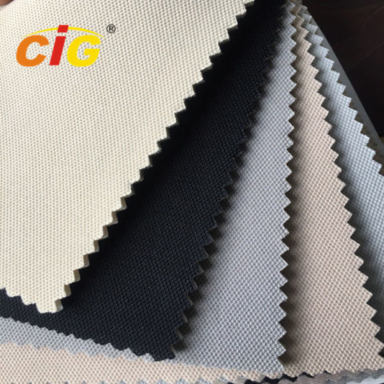 Sponge Laminated Headliner Fabric 100% Polyester Bonded Sponge Fabric