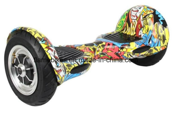 Self-Balance Electric Skatecycle with 2 Wheels pictures & photos