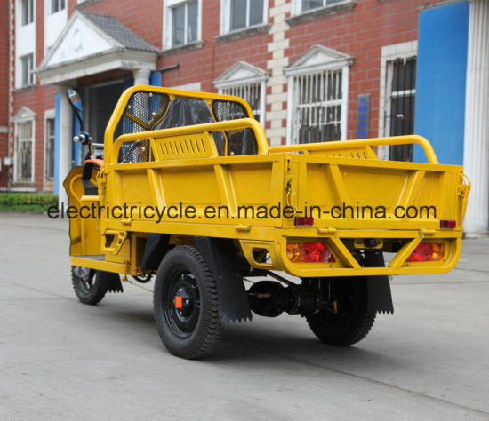 1000W 500kgs Load Electric Cargo Tricycle in India Bangladesh pictures & photos
