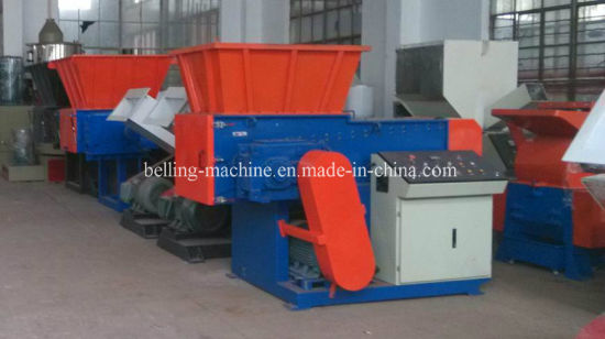 Single Shaft Type Plastic Pipe Shredder pictures & photos