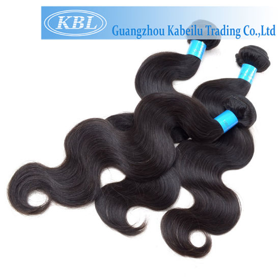 Unprocessed Virgin Remy Brazilian Human Hair pictures & photos