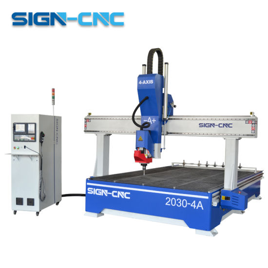 2030 Atc CNC Router with Rotating Spindle 180 Degree pictures & photos
