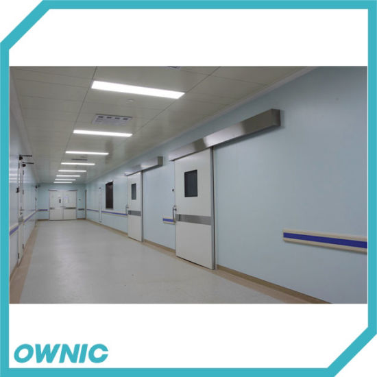 Belt and Road Project Product Qtdm-4 Hospital Hermetic Sliding Door