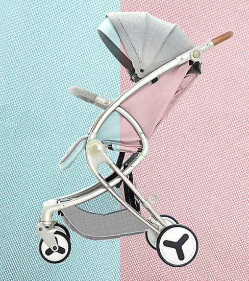 New Design Luxury Fold Baby Stroller Baby Pram with Ce pictures & photos