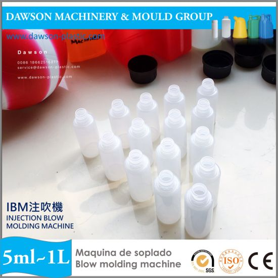IBM 20ml Eye Dropper Bottle Injection Blow Molding Machine pictures & photos