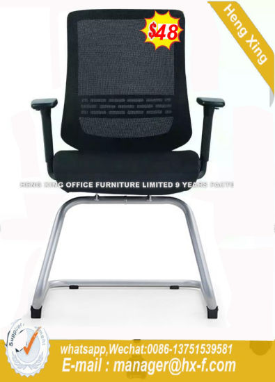 PVC Office Chair Mesh Staff Cler Chair Hx-Ncd478 pictures & photos