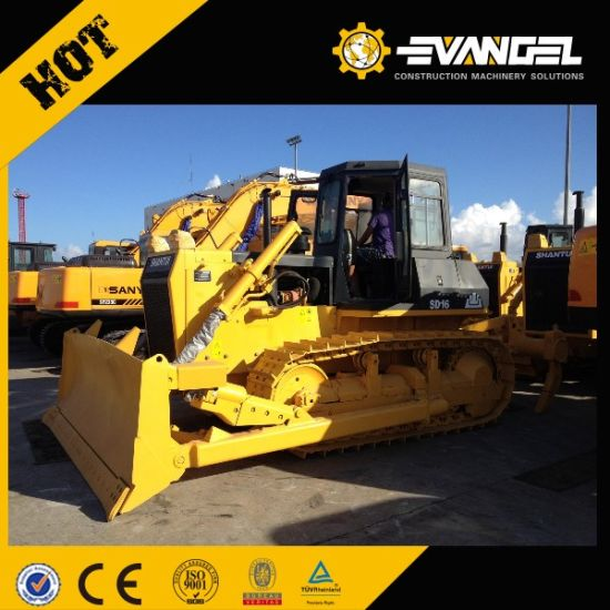 Shantui SD16F Forest Type Crawler Bulldozer for Sale pictures & photos