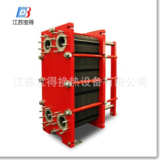 Gasket Plate Heat Exchanger for Steam Water Cooling (Equal TS6M) pictures & photos
