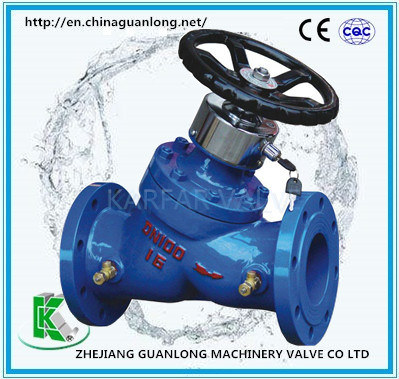 Thread / Flange End Handwheel Digital Lock Balance Valve (SP45, SP15) pictures & photos