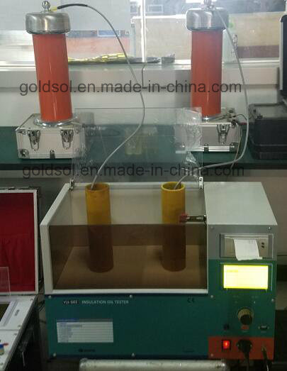 100kv Insulating Oil Tester pictures & photos