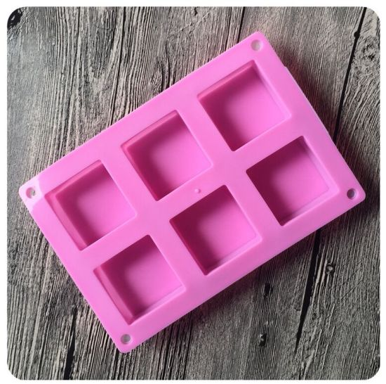 China New Custom Silicone Soap Molds Diy Silicone Mold For Soap