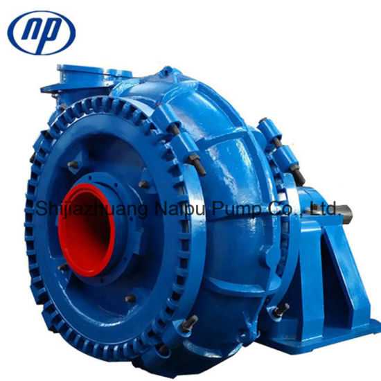 China Factory Sand Suction Machine Sand Pump