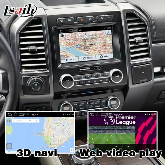 China Lsailt Android GPS Navigation System for Ford
