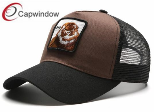 7b5e9d1fa0a9c China Popular Trucker Hat with Embroidery Patch Logo - China Kid ...