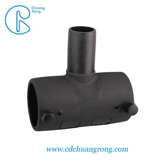 China Easily Welded HDPE Electrofusion Tapping Saddle - China
