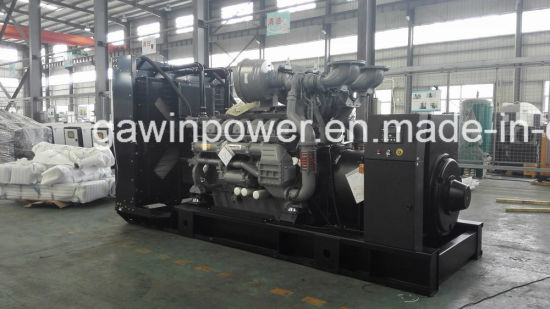Global Warranty Diesel Generator by UK Made Perkin Engine for Standby Power Resource