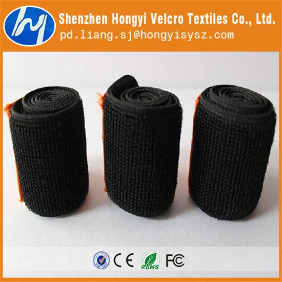 High Quality Fashionable Elastic Hook & Loop