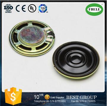 Fbf30-1t Best Selling 30mm Inner Magic Mylar Speaker (FBELE)