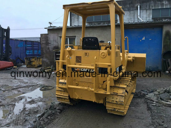 Mini Hydraulic-Transform 2006~2009 3204-Engine/7ton Available-Ripper Used Caterpillar D3c Crawler Bulldozer pictures & photos