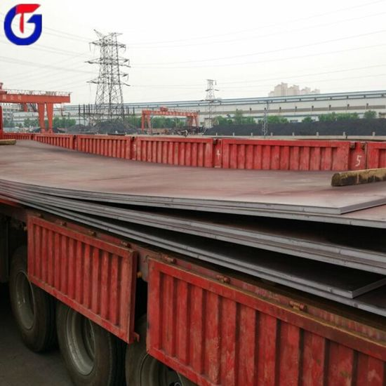 A36/A53/Ss400 Mild Steel Plate pictures & photos