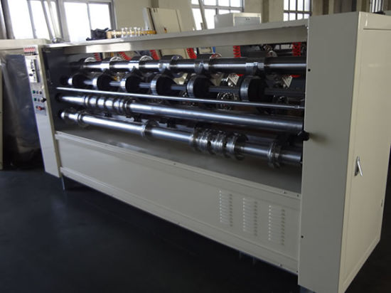 Blade Moving Type Lift-Down Thin Blade Slitter & Scorer & Slitting Machine pictures & photos