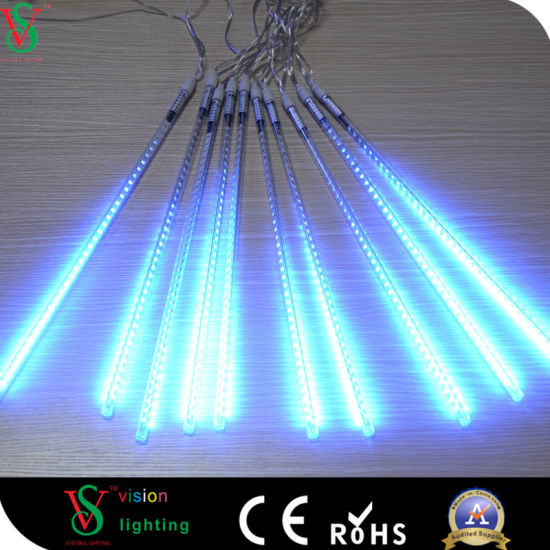 RGB Christmas Decorative Starfall Lighting LED Meteor Light